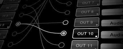 QTAKE Features - Videohub control