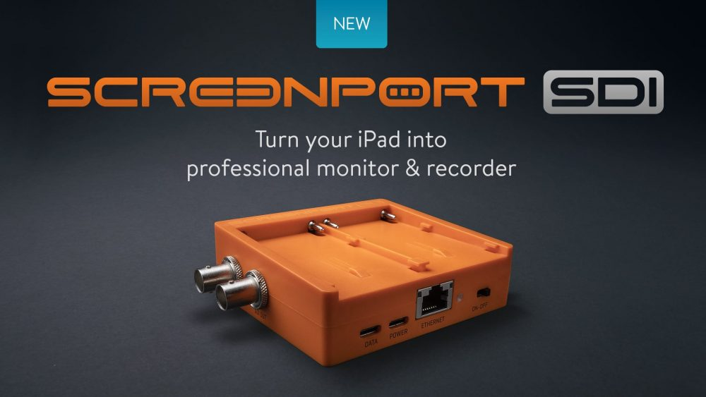 ScreenPort SDI device